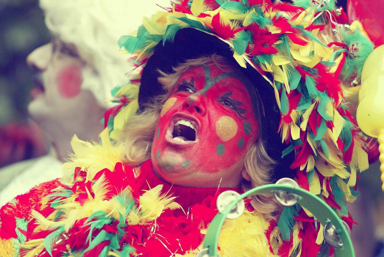 Mareveld is gesloten tijdens de carnaval