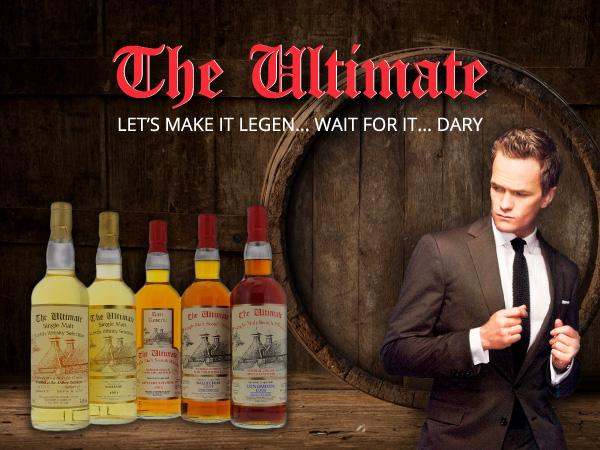 13-12-2019 Let's make it legendary – Ultimate whisky bottelaar